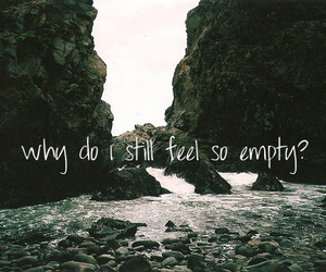 empty, quotes, and text image