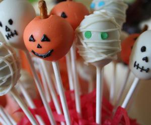 Halloween, sweet, and food image