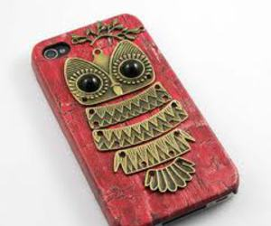 owl, iphone, and cute image