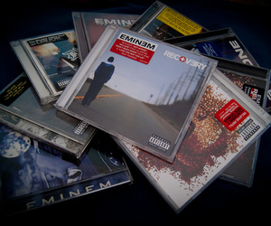 albums, parental advisory, and recovery image