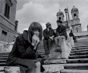 d and francoise hardy image