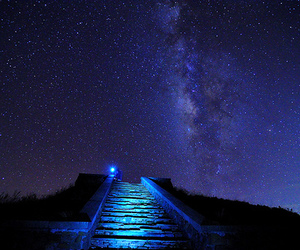 photography, sky, and universe image
