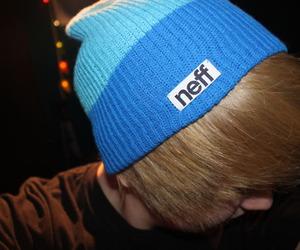neff, blue, and boy image