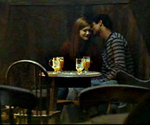 ginny weasley, half-blood prince, and harry potter image