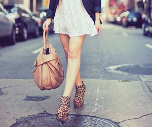 fashion, shoes, and dress image