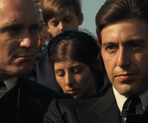 al pacino, The Godfather, and robert duvall image