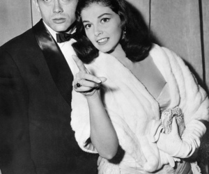 james dean and pier angeli image