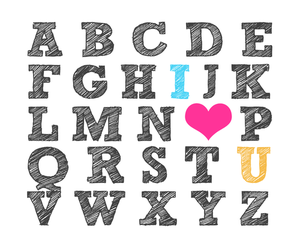 love, cute, and heart image