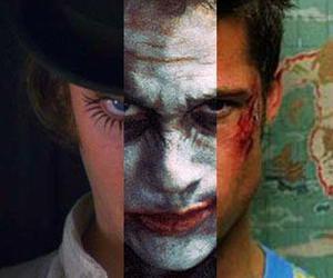 joker, fight club, and tyler durden image