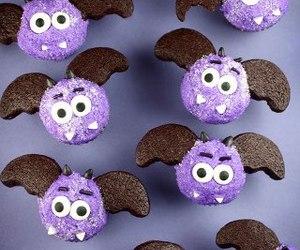 baking, bat, and cute image