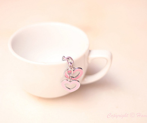 pink and teacup image
