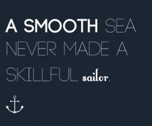 anchor, quote, and sailor image