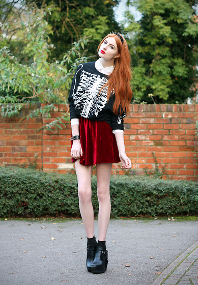 blogspot, fashion, and look image