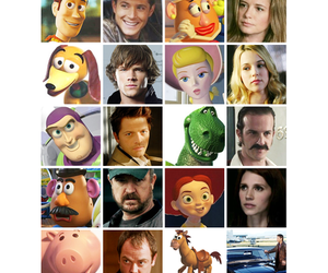 supernatural, cute, and toy story image