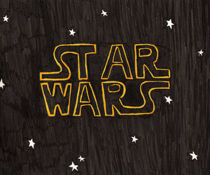 drawing, fan, and star wars image