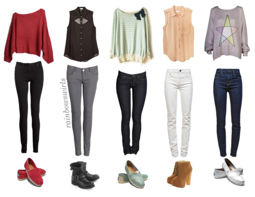 e565d81b1 Image about fashion in clothes by Mackenzie on We Heart It