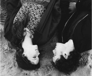 like crazy, couple, and Anton Yelchin image