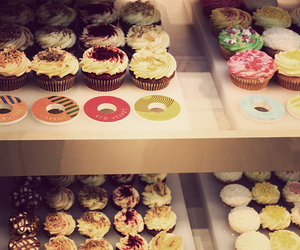 cake, cakes, and cup image