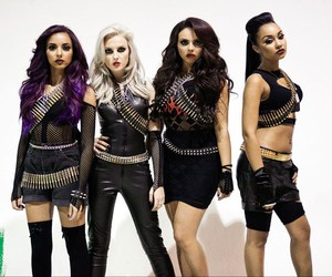 little mix, DNA, and perrie image