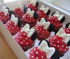 cupcake, food, and disney image
