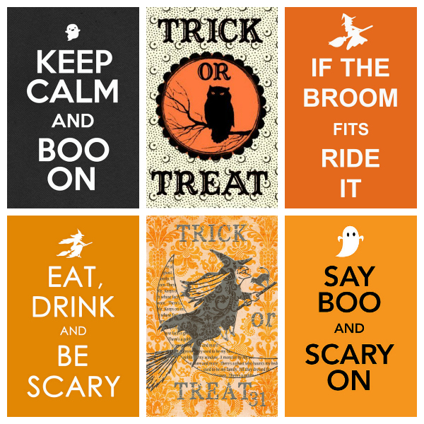 halloween posters printables totally love it