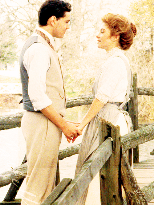 megan follows, anne and gilbert, and anne of avonlea image