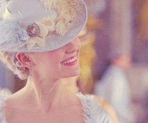 girl, hat, and marie antoinette image