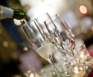 beautiful, champagne, and photography image