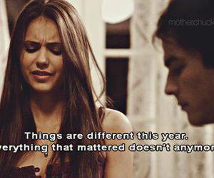 the vampire diaries, quote, and elena image