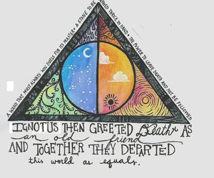 the deathly hallows image