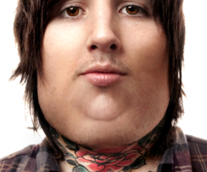 bmth, euri, and oliver sykes image