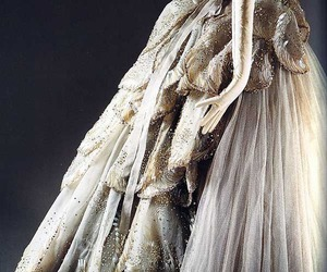 dress, dior, and gown image