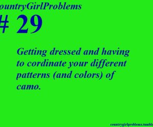 country girl problems image