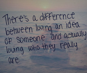 quote, difference, and life image