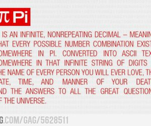 9gag, think about it, and universe image