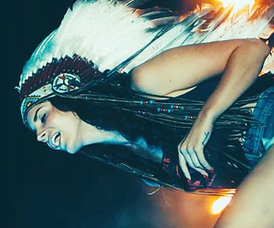 lana del rey, ride, and indian image