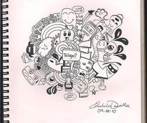 doodle and doodles image