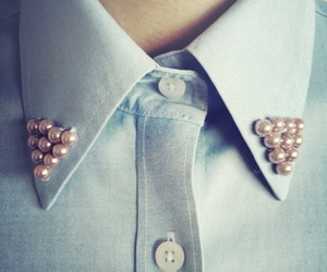collar, style, and vintage image
