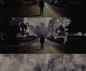 500 Days of Summer and night image