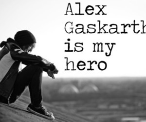 alex gaskarth, all time low, and amazing image