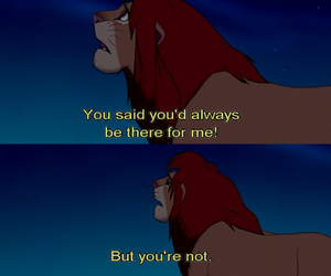 lion king, rei leão, and disney quotes image