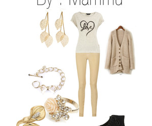 clothes, sets, and Polyvore image