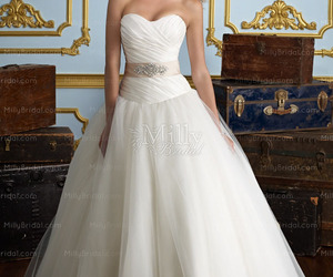 wedding dress image