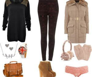 autumn, follow, and Polyvore image