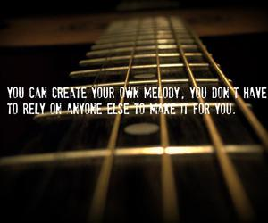 music, quotes, and love image