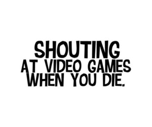 black and white, text, and games image