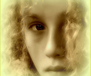 angel, child, and curls image
