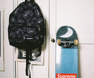 backpack and skate image