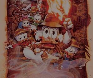 cartoon, catacombs, and disney image