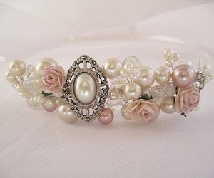 pearls and cute image